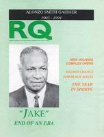 RQ Rattler Quarterly for Florida A&M University Alumni and Friends