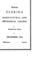 Research issue - Florida Agricultural and Mechanical College