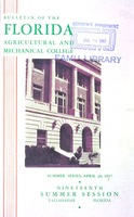 1937 Catalog of the 19th Summer Session