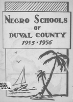 Negro schools of Duval County 1955-1956
