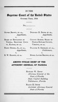 Amicus curiae brief of the Attorney General of Florida