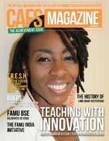 CAF The Official Magazine for the College of Agricultue and Food Sciences
