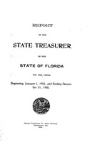 Report of the State Treasurer of Florida