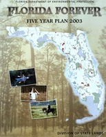Florida Forever: Five year plan. 2003