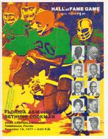 FAMU Official Program, November 19, 1977
