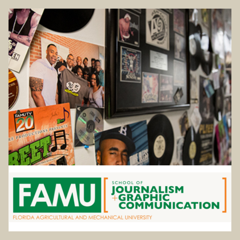 FAMU School of Journalism and Graphic and Graphic Communication