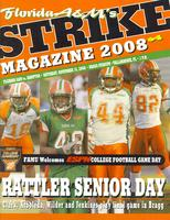 FAMU Strike Magazine, November 15, 2008