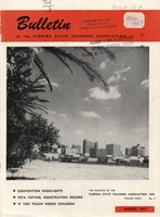 Bulletin of the Florida State Teachers Association, v. 32, no.3, March 1957
