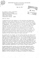 Letter from Peter E. Holmes to Robert B. Mautz
