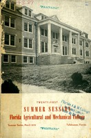 1939 Catalog of the 21st Summer Session