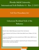 FAMU International Soils Bulletin #1