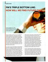 How Will We Find Future FMs?