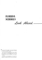 Florida schools look ahead, Biennial Report of the State Department of Education, 1948-50, Part III