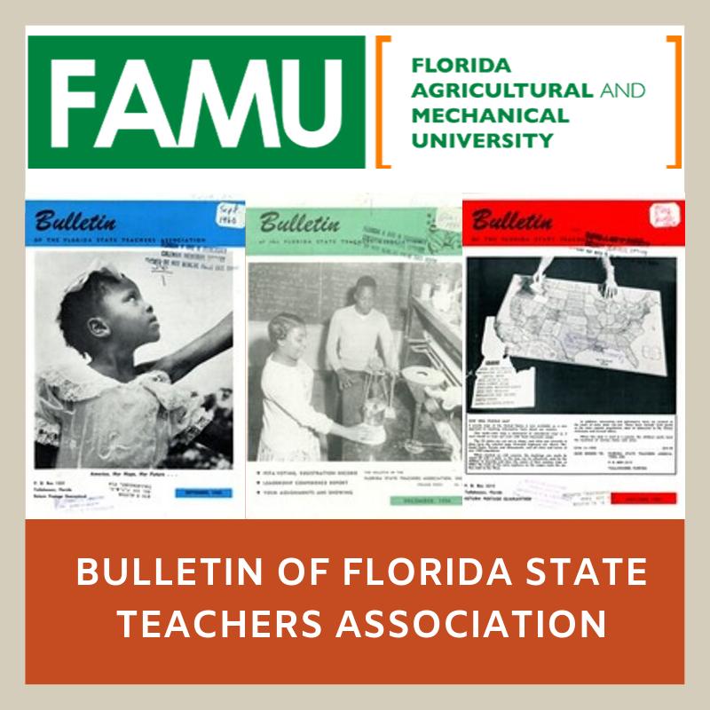 Bulletin of the Florida Teachers Association