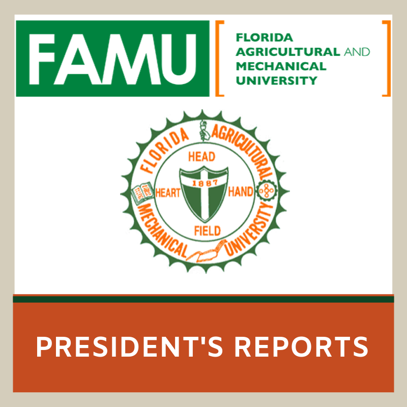 Presidents' Reports