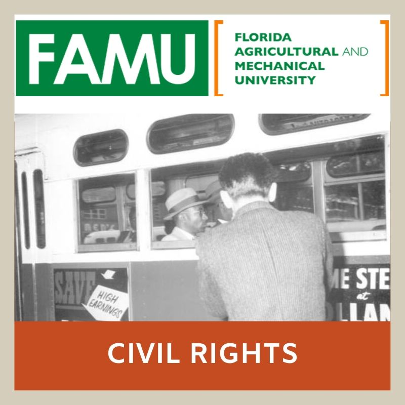 Civil Rights Tallahassee, Leon County, and Florida