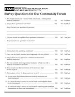MMERI Forum Survey (in ENGLISH)