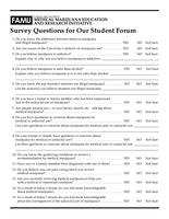 MMERI Student Survey (in ENGLISH)