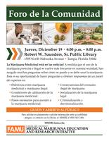 12-19-19 Community Forum Flyer Tampa (Spanish)