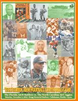 FAMU Official Program, November 5, 2005