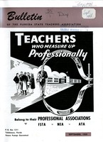 Bulletin of the Florida State Teachers Association 1958/09